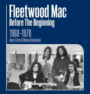 Fleetwood Mac - Before The Beginning (1968-1970) (3CD)