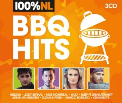 V/a - 100%nl Bbq Hits 3CD