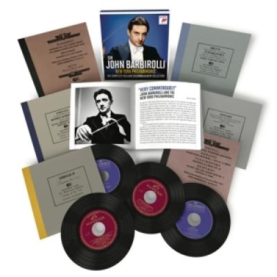Barbirolli, Sir John - Sir John Barbirolli (Complete Rca And Columbia Album Collection) (6CD)