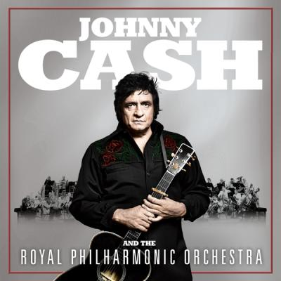 JOHNNY CASH AND THE ROYAL PHIL - JOHNNY CASH AND THE ROYAL PHIL (LP)