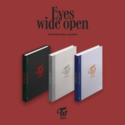 Twice - Eyes Wide Open - Story Version (BOX)