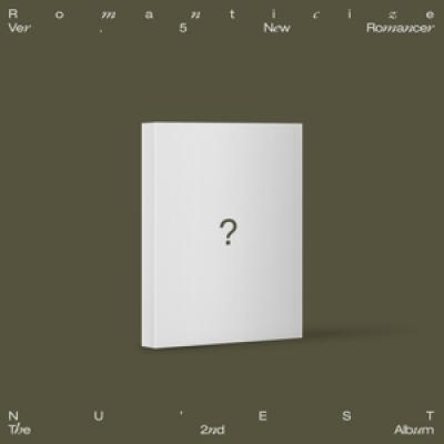 Nuest - The 2Nd Album Romanticize - New Rom