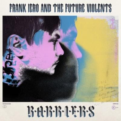 Iero, Frank And The Patience - Barriers (Red Vinyl) (LP)