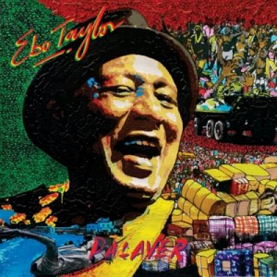 Taylor, Ebo/Pat Thomas/Uhuru Yenzu - Palaver (LP)