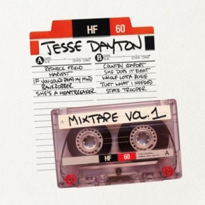 Jesse Dayton - Mixtape Volume 1 (LP)