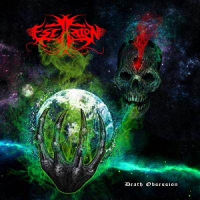 Eschaton - Death Obsession (LP)