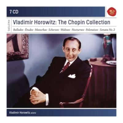 Horowitz, Vladimir - Chopin Collection (7CD)