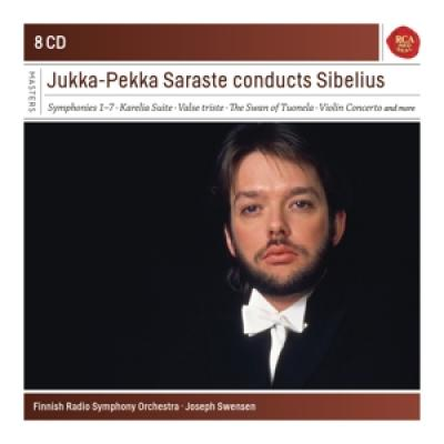Saraste, Jukka-Pekka - Conducts Sibelius (8CD)
