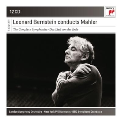 Bernstein, Leonard - Conducts Mahler (12CD)