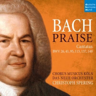 Spering, Christoph - Bach (Praise - Cantatas Bwv 26) (2CD)