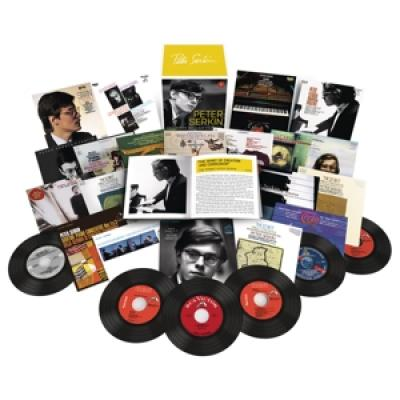 Serkin, Peter - Complete Rca Album Collection (35CD)