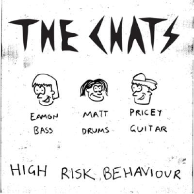 Chats - High Risk Behaviour (Piss Yellow Vinyl) (LP)