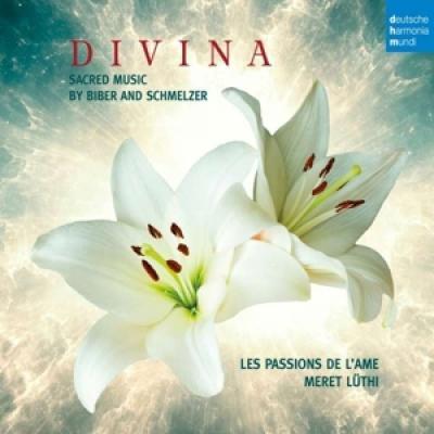Les Passions De L'Ame - Divina (Works By Schmelzer)