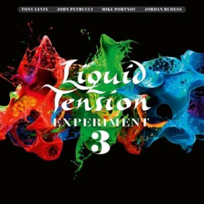 Liquid Tension Experiment - Lte3 (Opaque Hot Pink Vinyl / 3Lp+2Cd+Blry) (6LP)