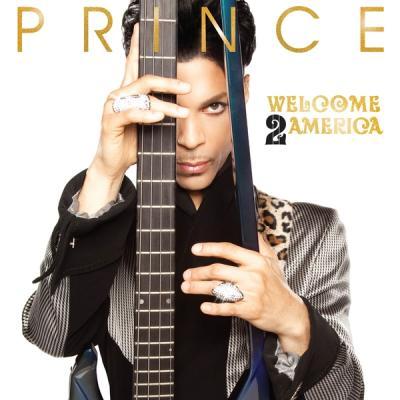 Prince - Welcome 2 America (2LP+CD+BLURAY)