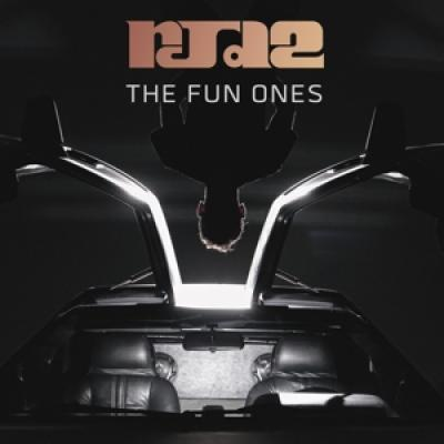 Rjd2 - Fun Ones (Orange Vinyl) (LP)