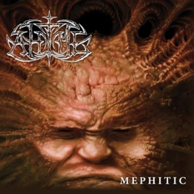 Ahtme - Mephitic (LP)