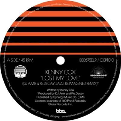 Cox, Kenny - Lost My Love (LP)