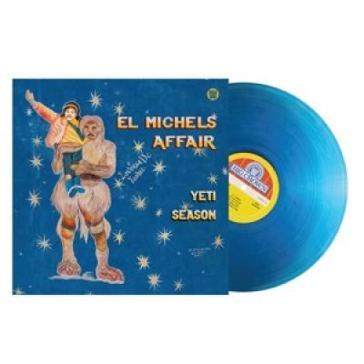 El Michels Affair - Yeti Season (Clear Blue) (LP)