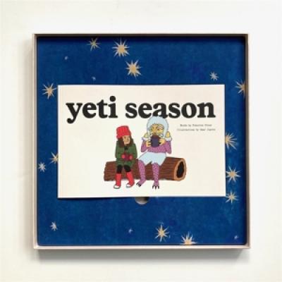 El Michels Affair - Yeti Season (Dlxe Edition Red Plus Book) (LP)