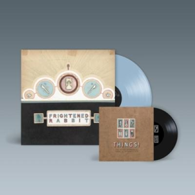 Frightened Rabbit - The Winter Of Mixed Drinks (2LP)