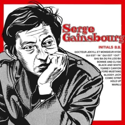 Gainsbourg, Serge - Initials B.B. (LP)