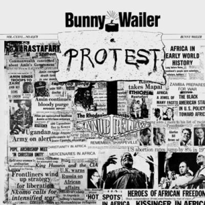 Wailer, Bunny - Protest (LP)