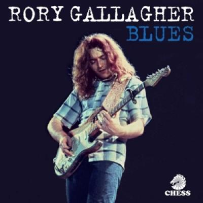 Gallagher, Rory - Blues CD