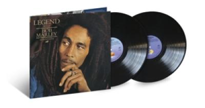 Marley, Bob & The Wailers - Legend/ The Best Of (2LP)