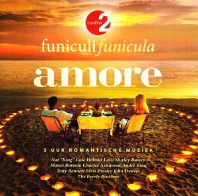 Various Artists - Funiculi Funicula Amore (3CD)