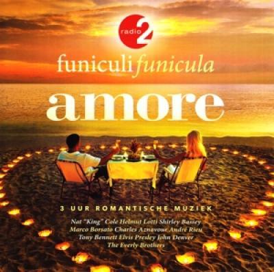 Various Artists - Funiculi Funicula Amore (3CD)