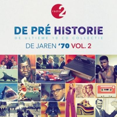 V/A - De Pre Historie - De Jaren '70 Vol.2 (10CD)