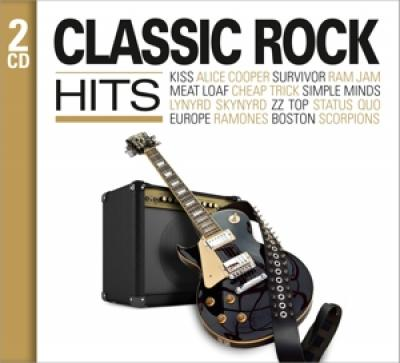 V/A - Classic Rock Hits: De Beste Gitaarrifs! (2CD)