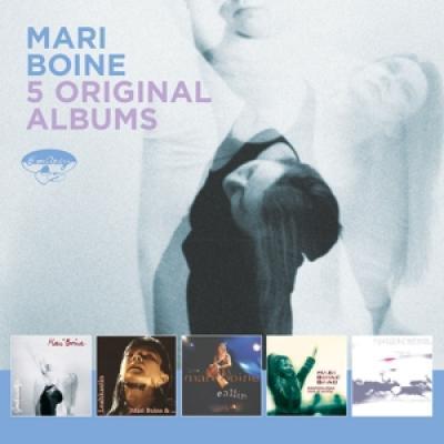 Boine, Mari - 5 Original Albums (5CD)