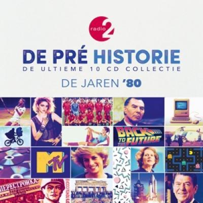 V/A - De Pre Historie - De Jaren '80 (10CD)