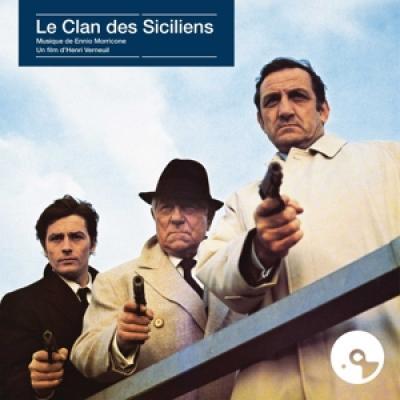 Ost - Le Clan Des Siciliens (Music By Ennio Morricone) (LP)