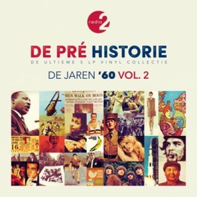 V/A - De Pre Historie - De Jaren '60 Vol. 2 (5LP)
