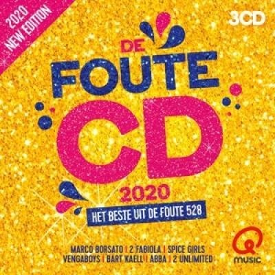 V/A - De Foute Cd Van Qmusic 2020 (3CD)