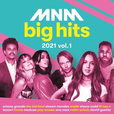 V/A - Mnm Big Hits 2021 Vol.1 (2CD)