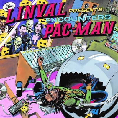 Linval Thompson - Linval Presents Encounters Pac Man (LP)