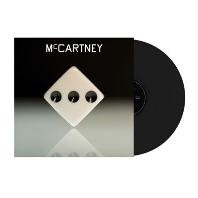 Mccartney, Paul - Iii (LP)