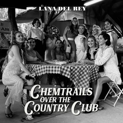 DEL REY, LANA - Chemtrails Over the Country Club (LP) (Yellow Vinyl)