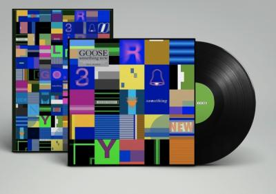 GOOSE - Something New (LP) (Ltd. Ed.)