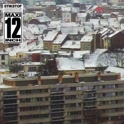 STIKSTOF - DRIEDUBBELDIK (12INCH Single)