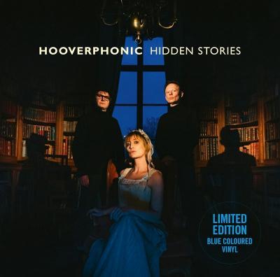 Hooverphonic - Hidden Stories (LP) (Blue Vinyl)