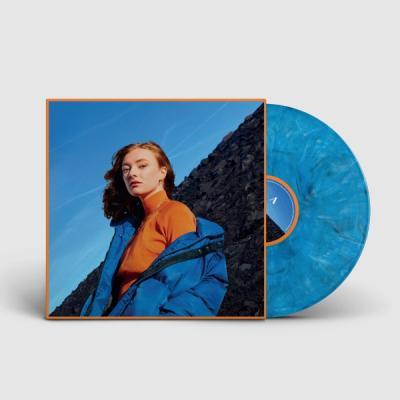 Froukje - Licht & Donker (Marble Blue Vinyl) (12INCH)