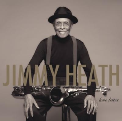 Heath, Jimmy - Love Letter (LP)