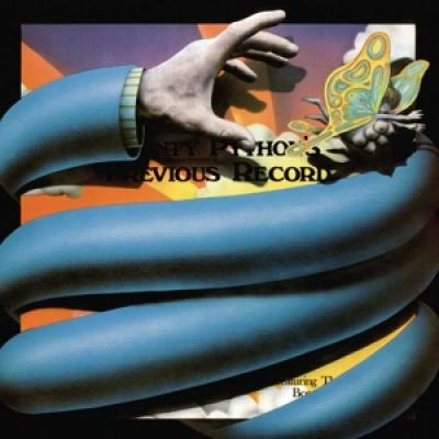 Monty Python - Monty Python'S Previous Record (LP)