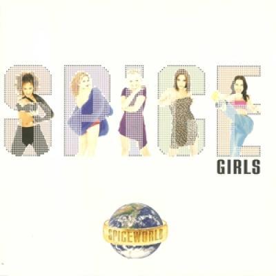 Spice Girls - Spiceworld (LP)