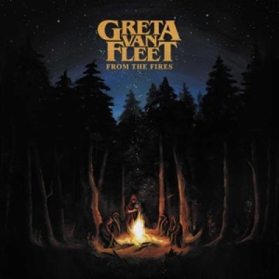 Greta Van Fleet - From The Fires (LP)